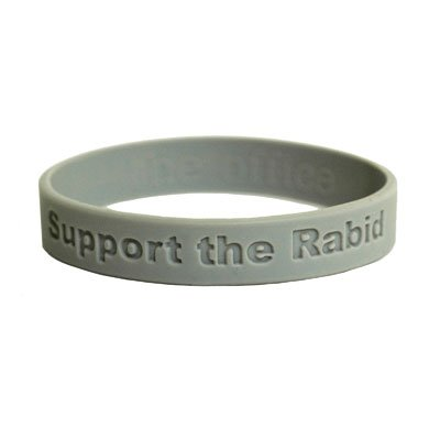Where to find support the rabid bracelet?