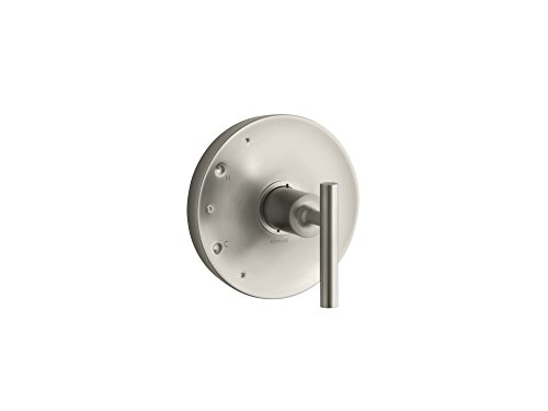 KOHLER TS14423-4-BN Purist(R) Rite-Temp(R) valve trim with lever handle