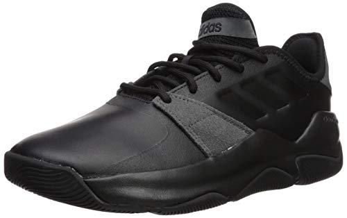 adidas Men's Streetflow, Black/Grey, 9.5 M US ()