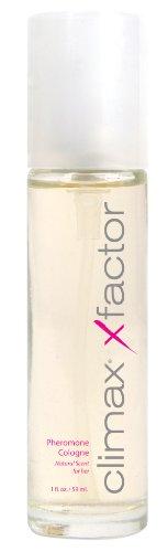 Climax Xfactor Pheromone Cologne Parfum naturel pour Elle