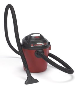 Shop Vac Corp SP5850300 4 Gallon Bulldog Portable Vacuum
