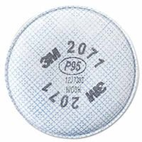 P95 Particulate Filter, Sold As 1 Package, 2 Each Per Package