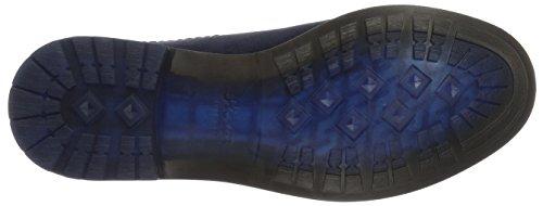 SiouxScivio-Hw - Scarpe Stringate Uomo blu