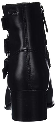 Jeans Para Pepe Berlin Waterloo 999 Mujer Negro black Botines zdIIqr
