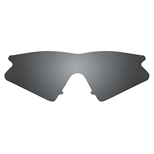 Revant Lenses for Oakley M Frame Sweep Polarized Black Chrome