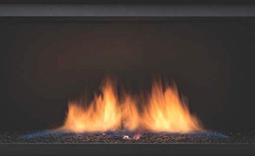 Palisade 36'' Natural Gas See-Thru Direct Vent Linear Fireplace by Sierra Flame