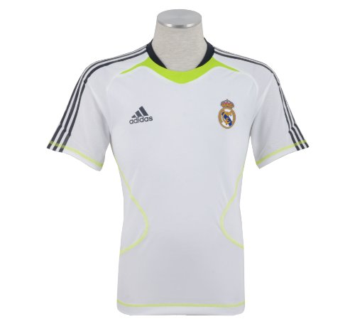 finest selection 95450 86f47 Real Madrid 2010/11 ForMotion Training Jersey White X-Large ...