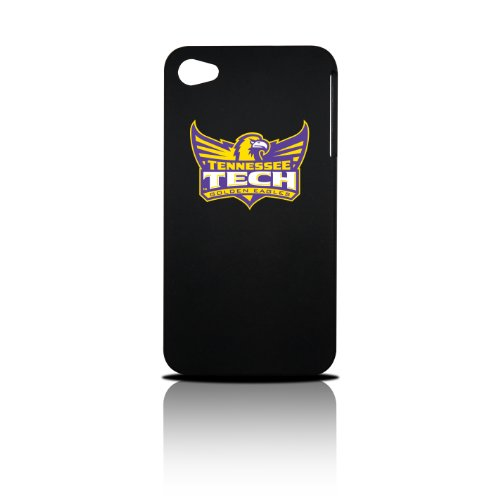 Tribeca Gear FVA6841 Tribeca Varsity Jacket Hard Case for iPhone 4 - Tennessee Tech - 1 Pack - Retail Packaging - (Tennessee Varsity Jacket)