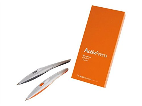 Promethean ActivArena Spare Pen Set Cordless Battery-free Pen for ActivBoard