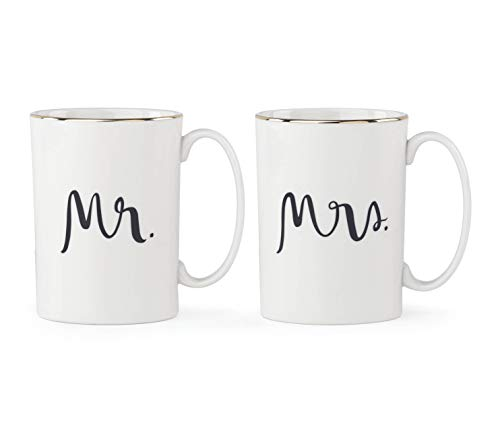 kate spade New York 875108 Bridal Party Wickford Highball, Set of 2]()