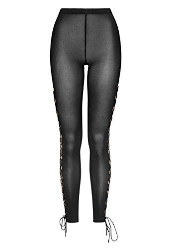 Donna Up Lace black 40 Den Wolford Leggings Gobi FAS1qw16Z