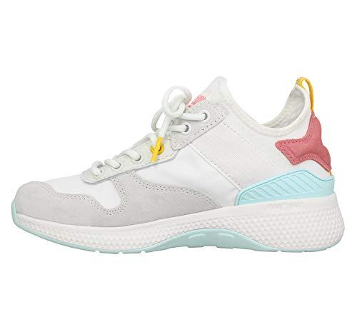 Army Sneaker star White L47 Donna R W Palladium Bianco Axeon pf5qAA