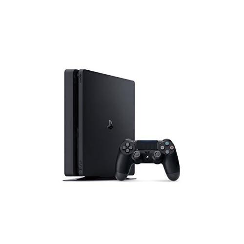 PlayStation 4 Slim 1TB Console (Renewed)