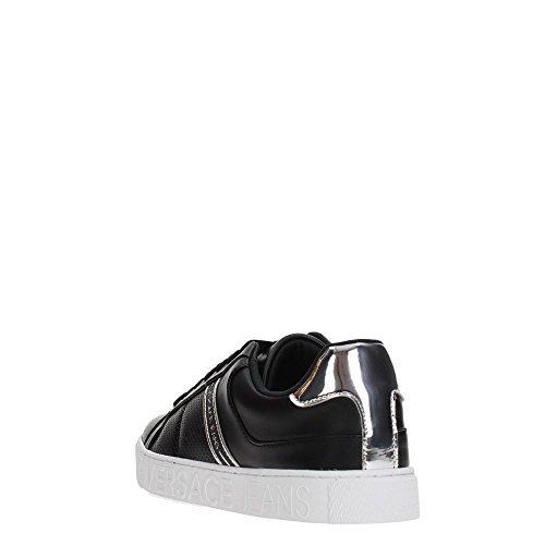 Versace Jeans Linea Cassetta Logata Dis1 899 Coated Tape E0YRBSD170113899, Scarpe Sportive - 45 EU