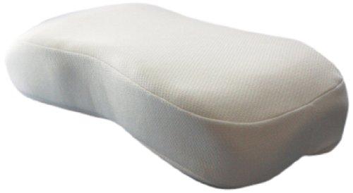 "SleepRight Splintek Side Sleeping Pillow Memory Foam Pillow – Best Pillow For Sleeping On Your Side – 24"" x 5"