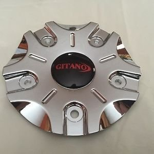 Automotive Gitano G-48 Wheel Center Cap w/bolt G48-20-CAP LG0712-61 NEW fits 20  Rim Parts & Accessories