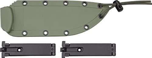 ESEE ES6SOD-BRK Model 6 Part Serrated
