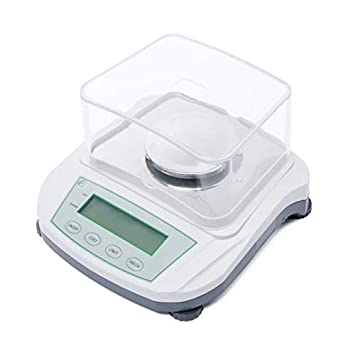 CGOLDENWALL - Báscula digital de precisión para laboratorio (báscula electrónica, precisión de la cocina): Amazon.es: Hogar