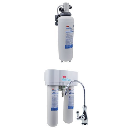 Aqua-Outright AP-DWS1000 Drinking Water System, Under-Sink & 3M Aqua-Pure Under Sink Water Filtration System, Model 3MFF100, 6 per case, 5616318