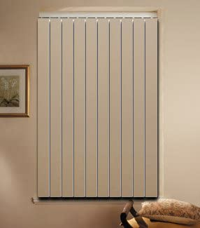 PVC vertical blinds size 72″wide x 60″ height various color and sizes available