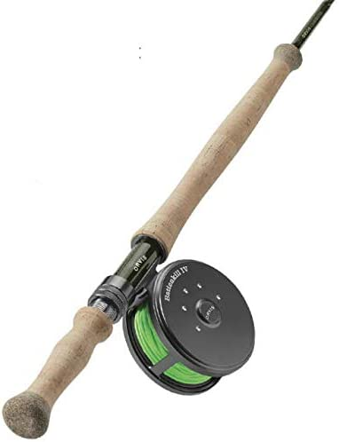 2019 Orvis Clearwater 126-4 Spey Fly Rod Outfit : 12フィート0インチ 6ウェイト