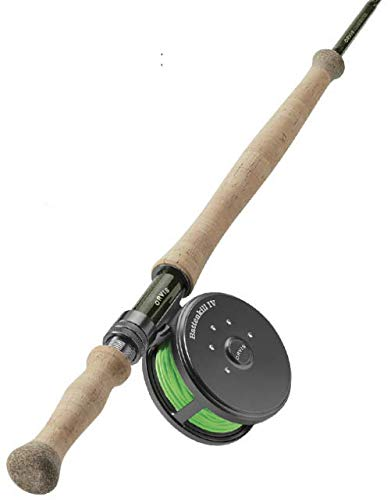 Orvis 2019 Clearwater 126-4 Spey Fly Rod Outfit : 12'0