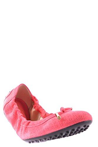 Fucsia Ballerine MCBI293001O Tessuto Donna Tod's nfTqIvI