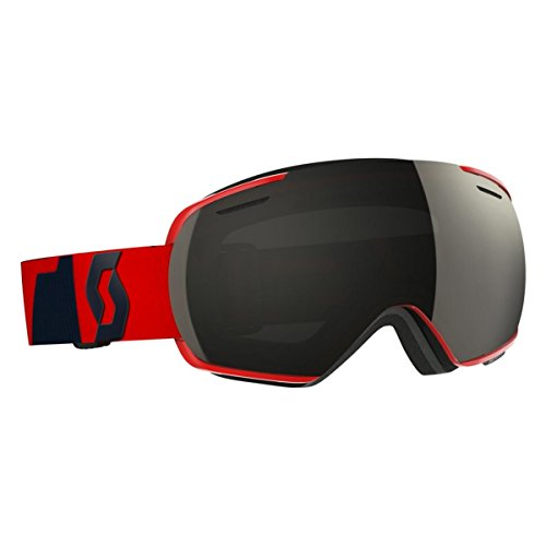Scott Linx Goggle Fluo Red/Eclipse, One Size