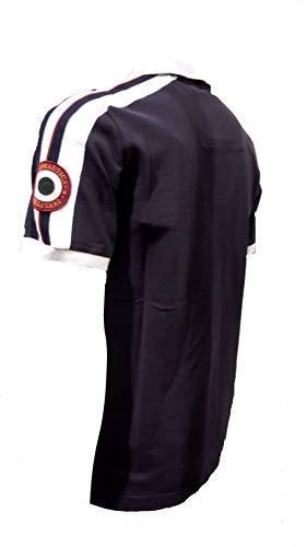 Tshirt Po1335p Pantaloni Giacca blu Felpa Polo Shirt Uomo Militare Aeronautica Piquet xUq1Aqw