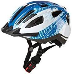 Crivit Kinder Fahrradhelm Helm Kinder Helm Bicycle Helmet 13 Luftkan/äle f/ür optimale Luftzirkulation 49-54