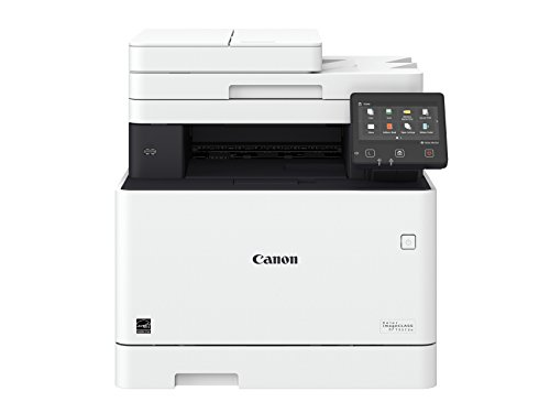 Canon Color imageCLASS MF731Cdw - Multifunction, Wireless, Duplex Laser Printer (Comes with 3 Year Limited Warranty) (Wireless Laser Printer 3 In 1)
