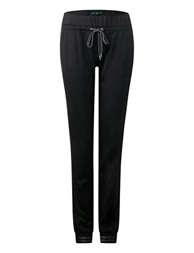 Mujer Pantalones 10001 Negro Para black One Street P7qwzaz