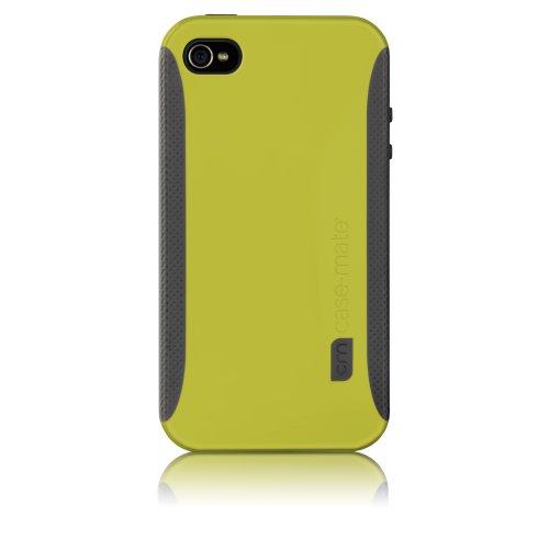 Pop Case Mate Schutzhülle für iPhone 4/4S, Grün/Grau