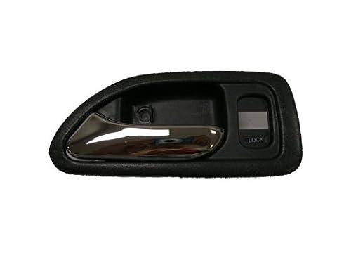 Depo 317-50003-114 Honda Accord Front Driver Side Replacement Interior Door Handle