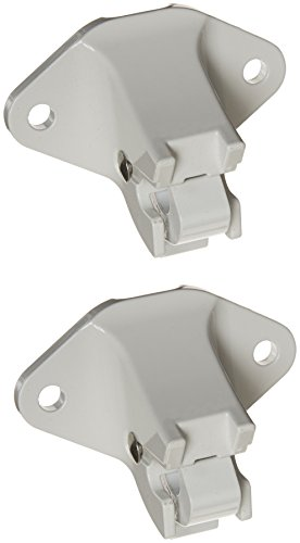 Dometic 3312931.003B Bottom Mounting Bracket-Polar White