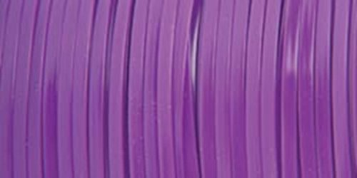 Rexlace Plastic Lace (Pepperell Rexlace Plastic Lace, 0.0938-Inch, Neon Purple)