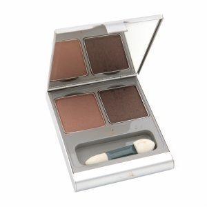Boots Botanics Eye Colour Duo, Roasted Cocoa 0.16 oz by AB