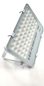 50W LED FLOOD LIGHT HONEY COB Input voltage 100-265V CCT 6500K LED SMD2835 110-120lm/w Power full watts Housing color White IP65