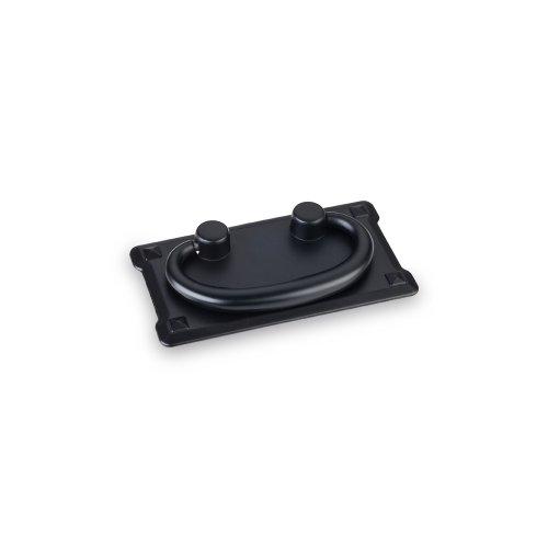 Matte Black Drop Pulls - 5