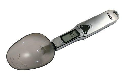 Digital Spoon Scale Silver
