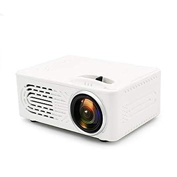 Mini proyector LED Videojuego Beamer Proyector portátil Audio / AV ...