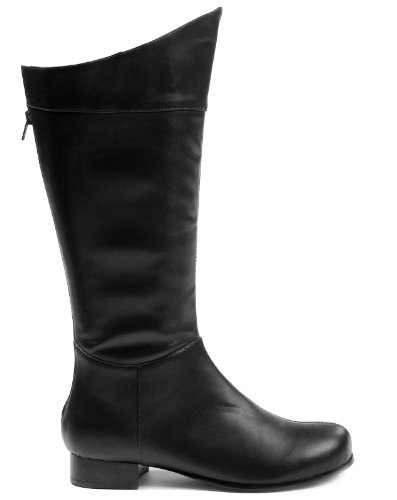 Ellie Shoes Inc Men's Hero Boots Black Size (Mens Black Shazam Boots)
