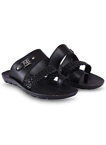 Action Shoes Men's Black Outdoor Sandals - 6 UK (40EU) (PG-3801-BLACK) (B07PRVJDTK) Amazon Price History, Amazon Price Tracker