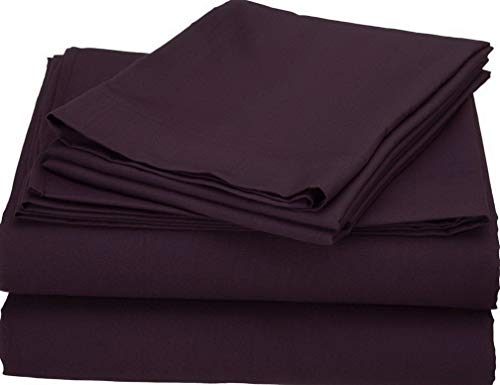 Hebel DEEP Pocket 6 Piece Bed Sheet Set Affordable Edition - Available in 13 Colors. | Model SHTST - 2228 |