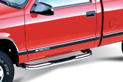 Lincoln Signature Series (Westin 25-0930 Signature Series Truck Nerf Bars)