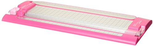 (TrimAir Titanium Bonded Narrow Body Personal Trimmer, 12-Inch, Pink, by Westcott )