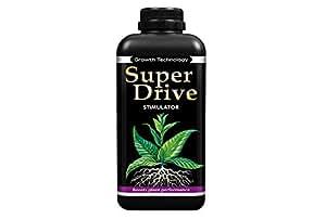 Crecimiento tecnología SuperDrive Potenciador del Crecimiento estrés nutrientes 100ml, 300ml, 1L
