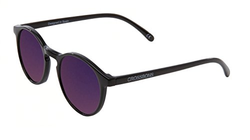 Gafas Sol HAWAII HBPL PL PURPLE LIGHTS 1063 de BLACK Crossbons TdCRxqwC