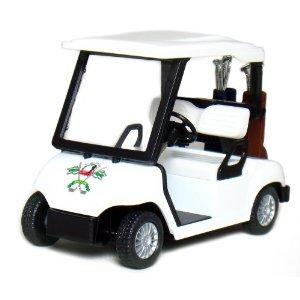 DIE CAST GOLF CART by Welly (Diecast Golf Cart)