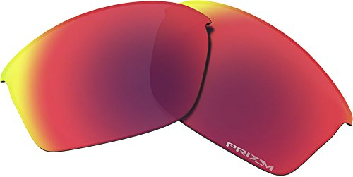 Oakley Flak Jacket Prizm Replacement Lens Prizm Road, One Size